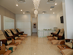 White Spa Interior